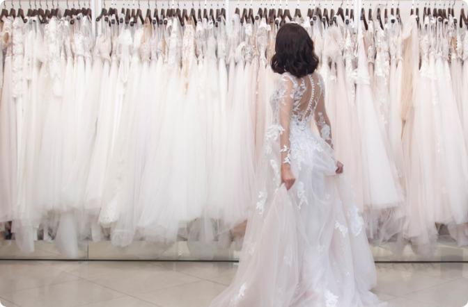 結婚式以外では使わない新婦さんが多数